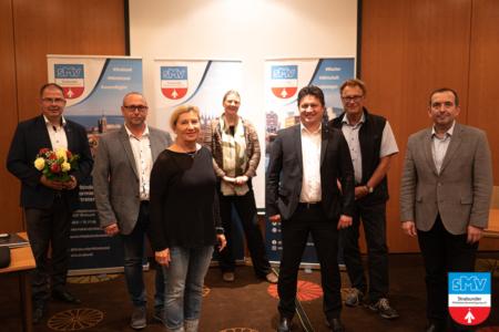 Vorstand der Stralsunder Mittelstandsvereinigung e.V. 2020