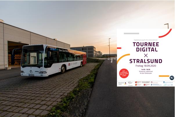 Digitalisierung geht auf Tournee und kommt nach Stralsund